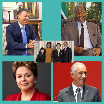 Présidents pratiquent la Méditation Transcendantale